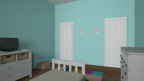 Addisons room - Modern - Kids room  - by kedwards