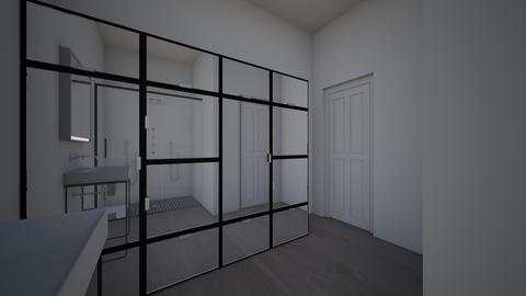 Wardrobe room  - by saratevdoska