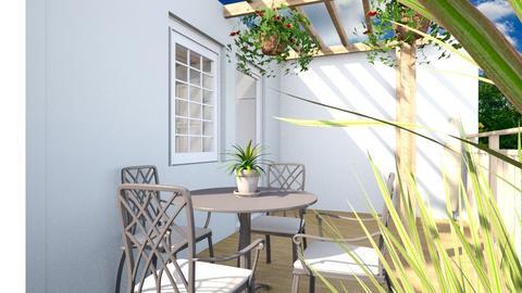 German Corner The Porch 2 - Classic - Garden  - by Claudia Correia