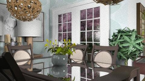 Retro 6 - Retro - Living room  - by Cathd0411