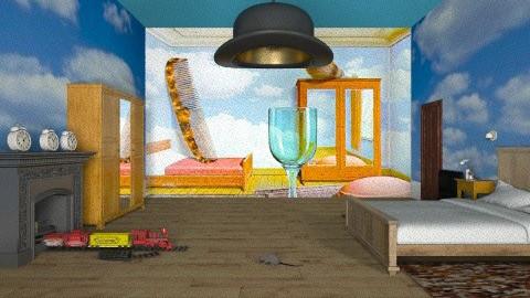 Art Lover Rm 771 vu 2 - Eclectic - by kitty