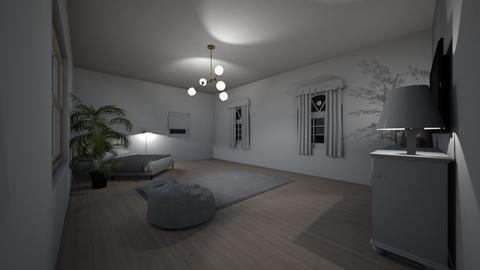 yeah - Modern - Bedroom  - by d6niella