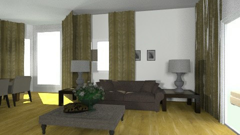 Eveline - Glamour - Living room  - by evelinenanninga