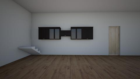 basement family room - Living room  - by Pryor Mom