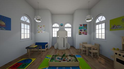 Kids Playroom - Kids room  - by queen c
