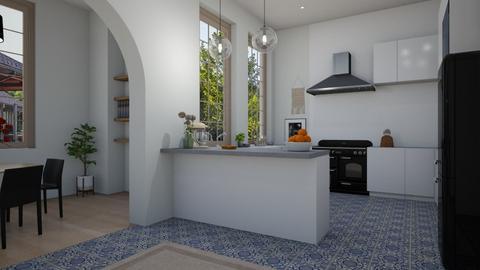 kitchen - Vintage - Kitchen  - by r0739021