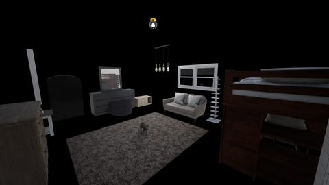 lilasfutureroom123 - Bedroom  - by dalilita80