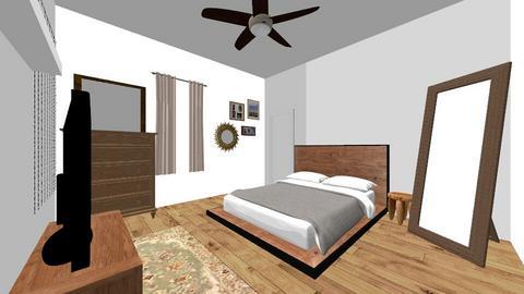MY ROOM - Bedroom  - by soeua20