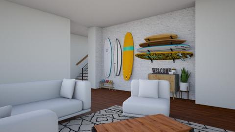 surf - by patriicia popa