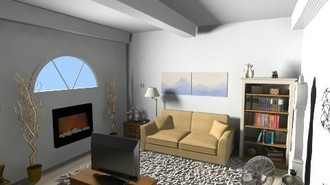 attic design - Vintage - by littledevil