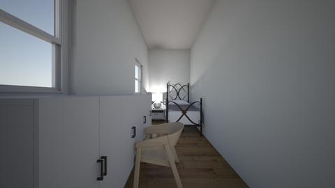 redroom - Bedroom  - by roomaker334