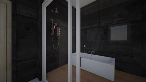 PlanosMaquetaTec1002 - Bathroom  - by GataAnkh