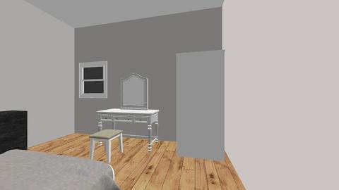 durrow  - Bedroom - by blathnaidegan