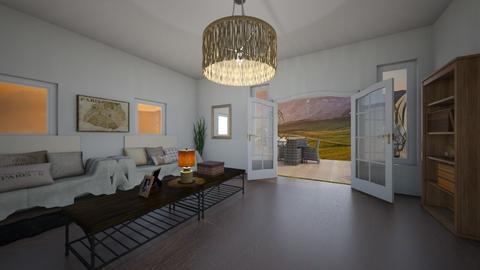 Hope - Living room  - by emivim