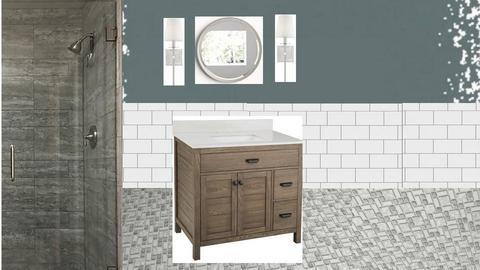 House Reither bath 5 - by Amanda Lobmaster