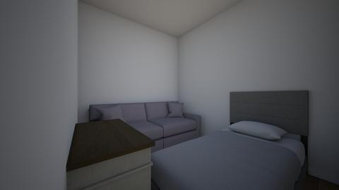 dowm - Bedroom  - by haleynha