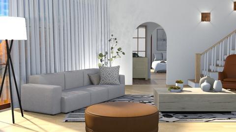 Return - Living room  - by ilikalle