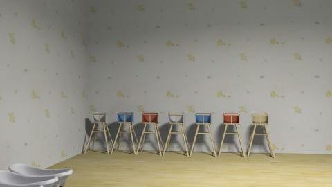nursuy - Classic - Kids room  - by JazzyBandMeggyP