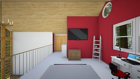 Loft Bedroom 4 - Bedroom  - by SammyJPili