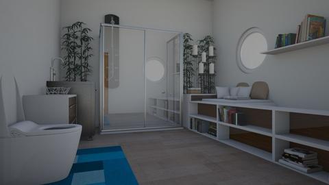 bathroom1 - Bathroom  - by julija bagi room design