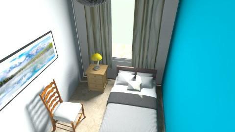 HABITACION CASITA - Rustic - Bedroom  - by dijuego