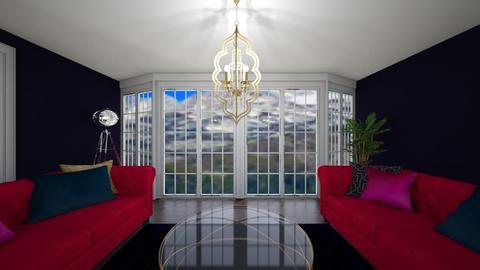 Formal Lounge - Living room  - by KylaTH
