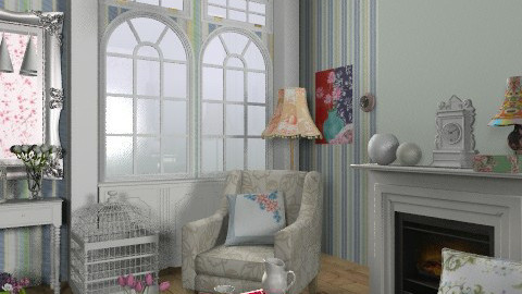 Vintage- - Vintage - Living room  - by milyca8