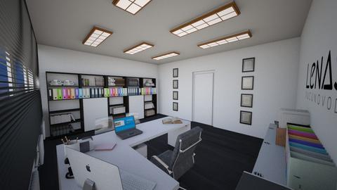 emona1 - Office - by seldina