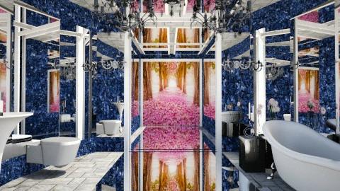 light - Bathroom  - by Sara alwhatever