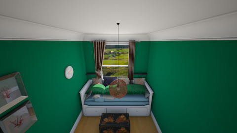Penquite - Country - Bedroom  - by sw