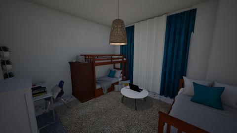 tea - Bedroom  - by Kokore