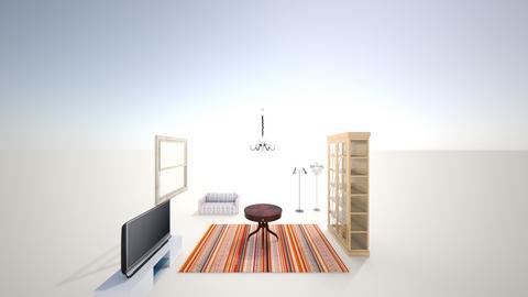 34_feladat - Retro - Living room - by bergercsaba