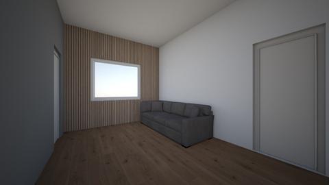 room - Living room  - by IoanaF