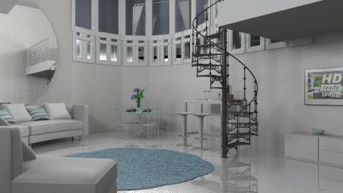 duplex suite - Modern - by auntiehelen