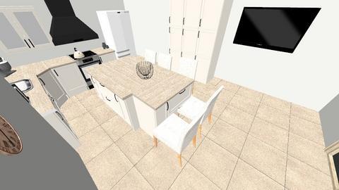 kitchen  - Kitchen  - by ocisneros048