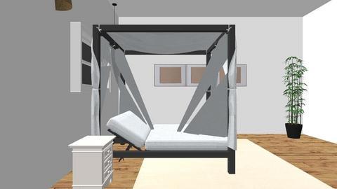 Master - Bedroom  - by Omkarini