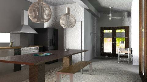 CASA MAREA NEW... 173 - Eclectic - Kitchen  - by ARMIDA 1