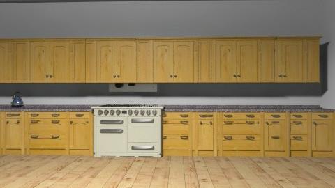 dsvv - Classic - Kitchen  - by bambi16