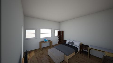 Master Bedroom - Bedroom - by eemiliano01