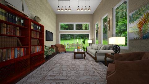 Plush - Living room - by VeroDale