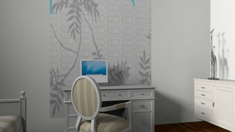 Guest Bedroom/Office - Classic - Office  - by ava234