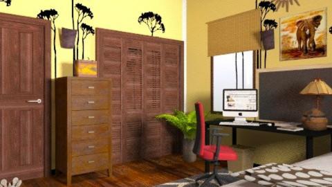 Condo - Classic - Bedroom  - by KittiFarkas