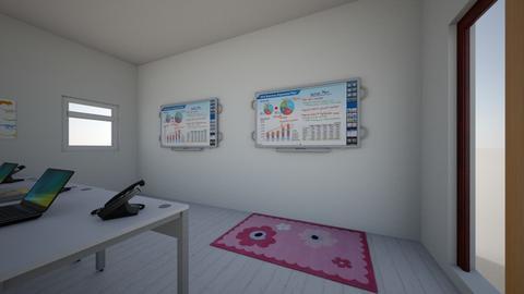 aula educacion infantil - Kids room  - by merengona9