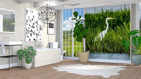 Egret - Classic - Bathroom  - by millerfam
