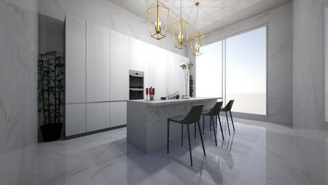 sassy - Modern - Kitchen  - by alexa0921