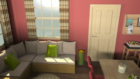 student's apartment - Glamour - by sally89