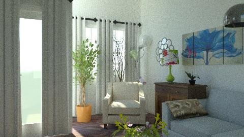 optijhu - Vintage - Living room  - by KicsiLicsi