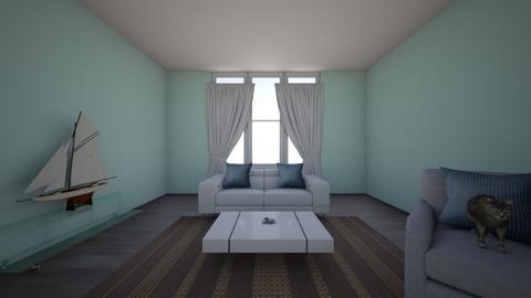 Leah Living Room - Living room  - by leahschu