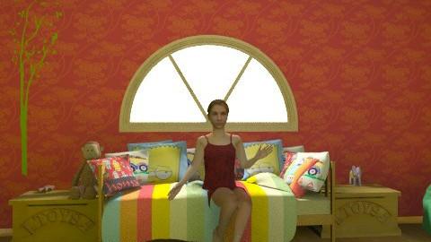 ksulino spitaki!! - Country - Kids room - by gobin