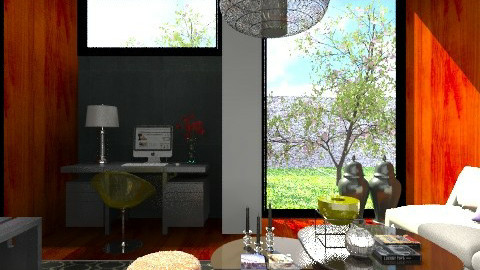 JT Living Office - Modern - Office  - by 3rdfloor